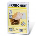 Пылесборник для пылесосов Karcher SE 5шт + микрофильтр, 69041430