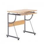 Стол компьютерный Nowy Styl NS СК-103 ДСП, бук, 810х570х760мм