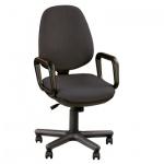 Кресло офисное Nowy Styl Comfort GTP ткань, крестовина пластик, серое