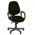 Кресло офисное Nowy Styl Comfort GTP ткань, черная, JP, крестовина пластик