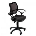 Кресло офисное Бюрократ CH 799-AXSN ткань, черная