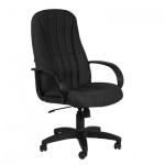 Кресло руководителя Chairman 685 ткань, черная, крестовина пластик