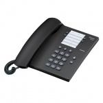 Телефон проводной Gigaset DA 100 черный