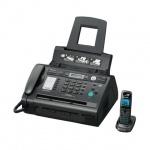 Факсимильный аппарат Panasonic KX-FLC418RU черный