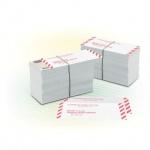 Накладка для упаковки корешков банкнот Orfix, 2000шт, 500руб