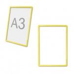 Демосистема POS А3, желтая, 290255