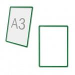 Демосистема POS А3, зеленая, 290257