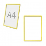 Демосистема POS Pos А4, желтая, 290251