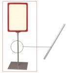 Трубка для сборки напольной демосистемы POS Pos 30 смх10 мм, 10 мм, 290266