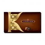Конфеты Коркунов темный шоколад с лесным орехом, 190г