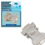Адаптер Belsis VGA-DVI-I (f-m) белый, BW1474