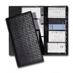 Визитница Durable Visifix Сentium 2403 на 200 визиток, чёрная, 255х145мм, 2403-01