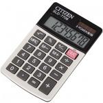 Калькулятор карманный Citizen SLD-7708 черно-белый, 8 разрядов