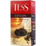 Чай Tess Ceylon (Цейлон), черный, 25 пакетиков