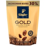 Кофе растворимый Tchibo Gold Selection, пакет, 285г