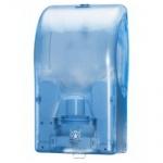 Диспенсер для мыла в картриджах Tork Wave S33, 470213, сенсорный, голубой