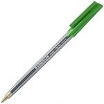 Ручка шариковая Staedtler Stick M, 0.5мм, зеленая