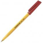 Ручка шариковая Staedtler Stick F, 0.3мм