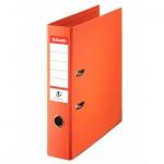 Папка-регистратор А4 Esselte №1 оранжевая, 75 мм, 811340