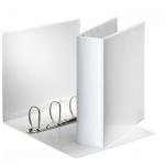 Папка-панорама на 4-х кольцах А4 Esselte белая, 90 мм, 49706