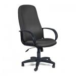 Кресло руководителя Chairman 279 ткань, TW, крестовина пластик, серое