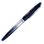 Ручка гелевая стираемая Pilot Frixion Pro синяя, 0.35мм, с ластиком, BL-FRO7
