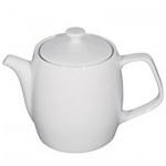 Чайник заварочный френч-пресс Fortuna 750мл, фарфор