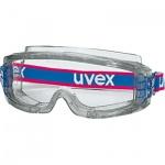 Очки защитные Uvex Ультравижн прозрачные, закрытые, ацетат.
