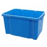 Ящик для хранения штабелируемый пластиковый, 60х40х34см, 60л