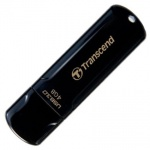 Флеш-накопитель Transcend JetFlash 700 8Gb, 53/12 мб/с, черный