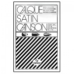 Бумага копировальная Canson Microfine А4, 100 листов, 75г/м2, белая