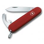 Нож перочинный 84мм Victorinox Ecoline 2.2303, 8 функций, 2 уровня, красный
