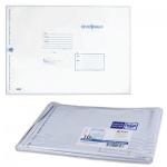 Пакет почтовый полиэтиленовый Курт белый, 360х500мм, 100мкм, 10шт, стрип, Куда-Кому