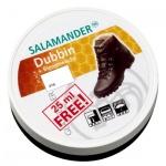Крем-воск для обуви Salamander Dubbin для гладкой кожи, бесцветный, 100мл