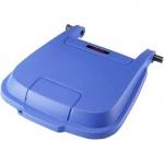 Крышка для контейнера Vileda Pro Атлас 100л, синяя, 137770