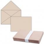 Конверт почтовый Родион Принт С4 крафт, 229х324мм, 100г/м2, 500шт, без клеевого слоя