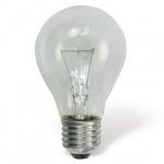 Лампа накаливания Osram 60Вт, E27, стандартная прозрачная