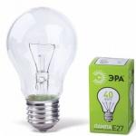 Лампа накаливания Эра, Е27, 75Вт