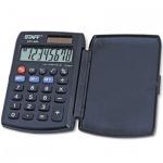 Калькулятор карманный Staff STF-883 черный, 8 разрядов