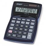Калькулятор настольный Staff STF-7212 черный, 12 разрядов