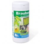 �������� �������� ��� ��������� Brauberg Screen Clean 100 ��/��, � ����