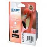Картридж струйный Epson C13 T0870 4010, бесцветный