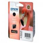 Картридж струйный Epson C13 T0871 4010, черный