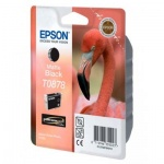 Картридж струйный Epson C13 T0878 4010, матово-черный
