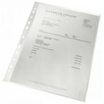 Файл-вкладыш А4 Leitz ReCycle прозрачный, 90 мкм, 25 шт/уп