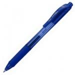 Ручка гелевая автоматическая Pentel EnerGel BL107 синяя, 0.35мм