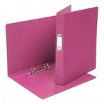 Папка на 2-х кольцах А4 Bantex розовая, 35 мм, 1300-19