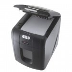 Офисный шредер Rexel Auto 100+, 100 листов, 27 литров, 3 уровень секретности