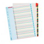 Цифровой разделитель листов Esselte Maxi 31 раздел, А4+, 100210