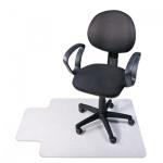 Коврик под кресло Clear Style Т-образный 920х1210мм, 2мм, 1118, для гладкой поверхности